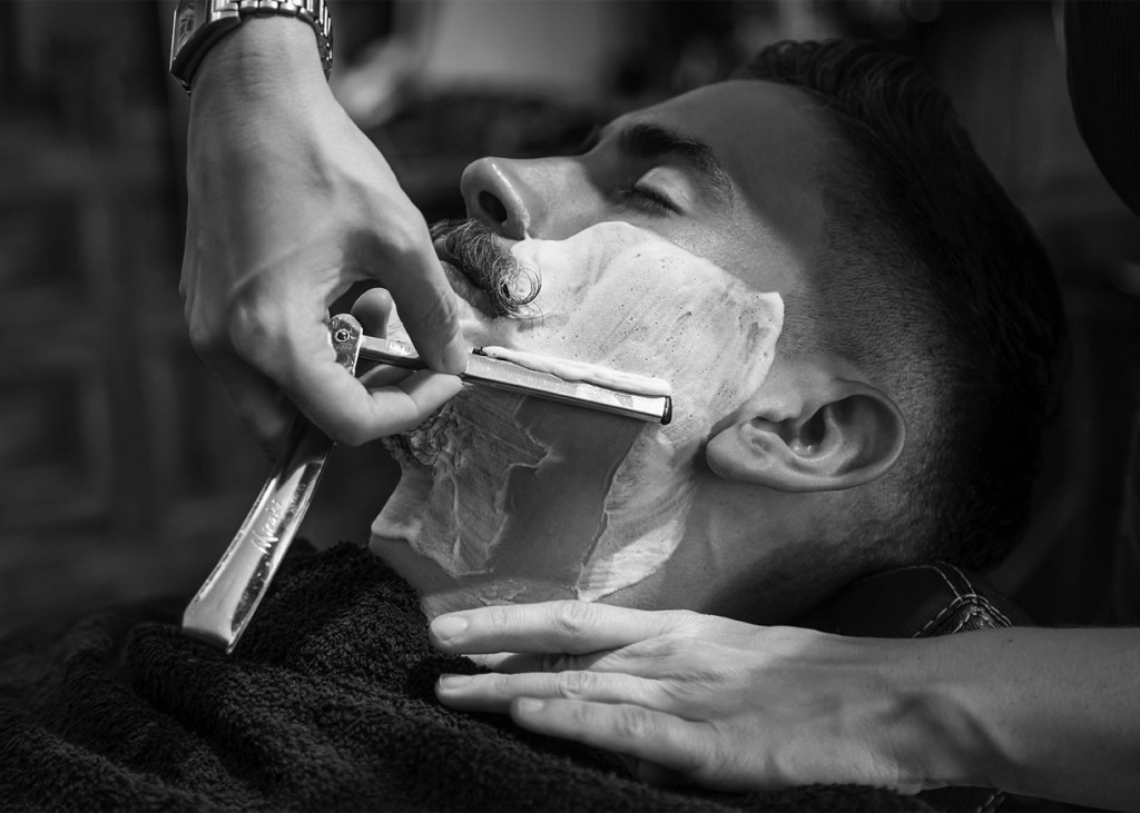 Mens Summer Shaving