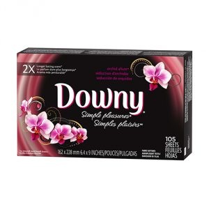 Downy_Simple_Pleasures_Orchid_Allure_Sheets