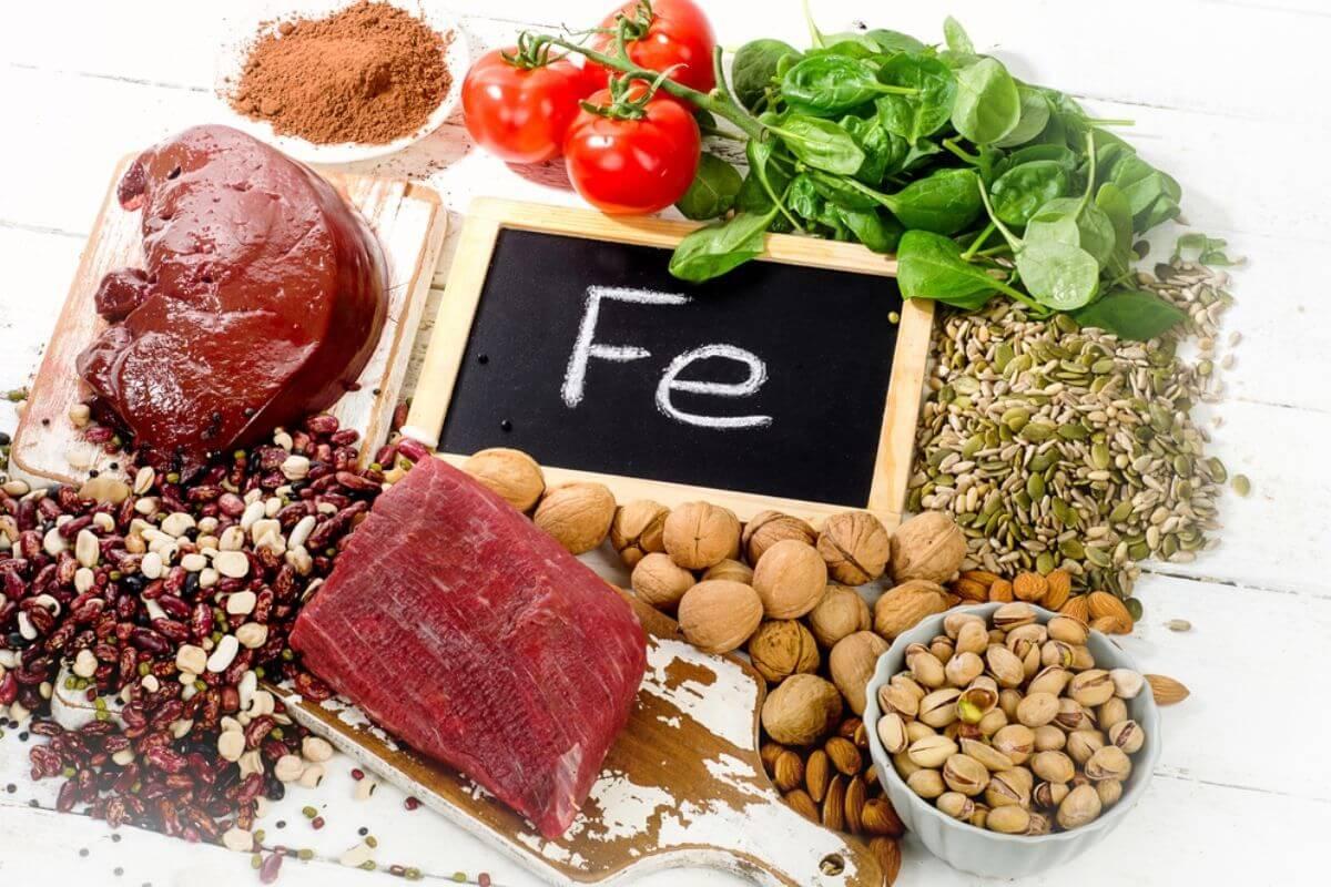 Как правильно упортеблять железо чтобы витамин усвоился организмом