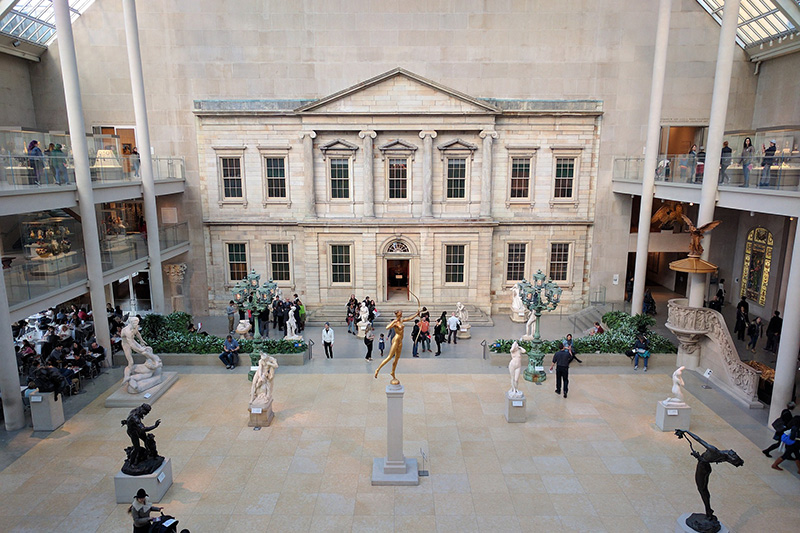 metropolitan art museum research paper Professionally written papers on this topic: virtual tour/metropolitan museum a 5 page research paper/essay that takes the form of a virtual tour of the american wing of the metropolitan museum of art.