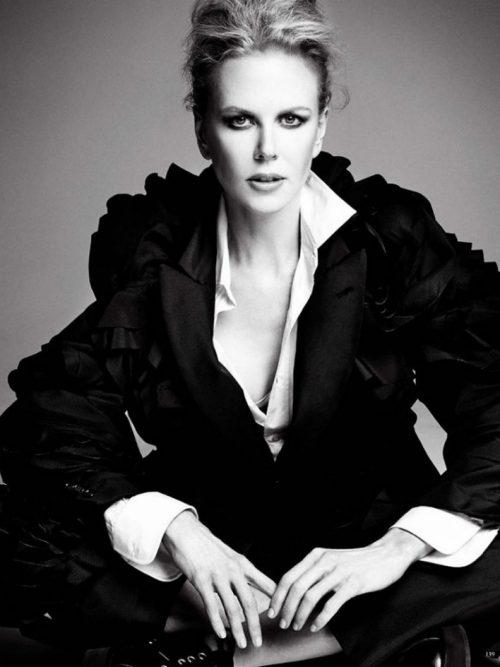 Николь Кидман, Vogue, 2013