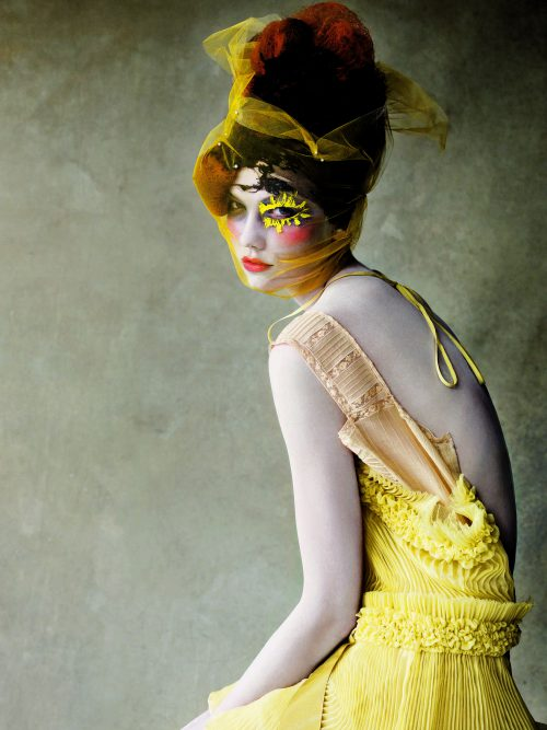 Карли Клосс, John Galliano, Vogue 2010