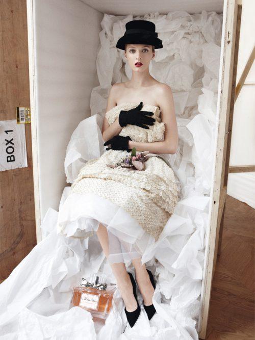 Дарья Строкоус, Dior, 2013