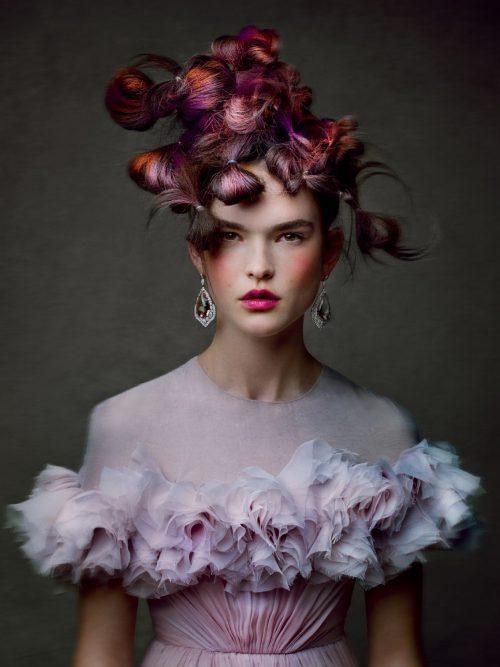 Zoe Colivas, W Magazine, 2013