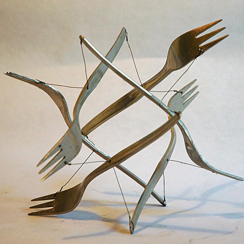 Вячеслав Колейчук. «Конструктивный китч».1973.