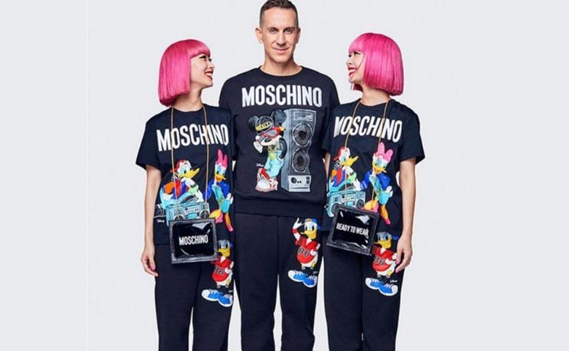 H&M x Moschino