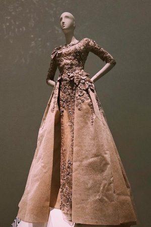 Tonkiye materii. Moda 1988—2018 (2)