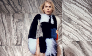 Colorful Fur Trend