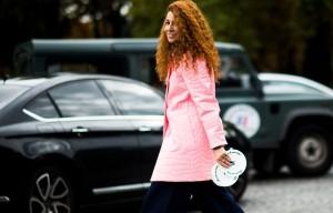 Spring 2016 PFW Street Style, Natasha Zinko
