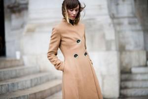 Camel Coat, Anya Ziourova