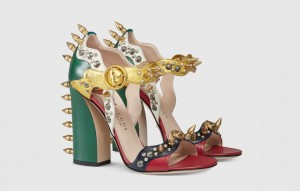 Gucci Studded Sandal