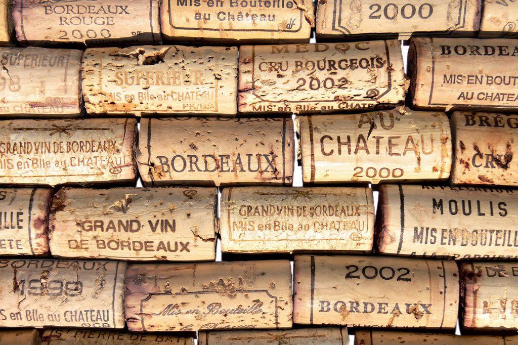 Вино Бордо крю